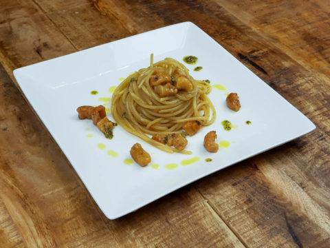 Spaghetti alla Genaro