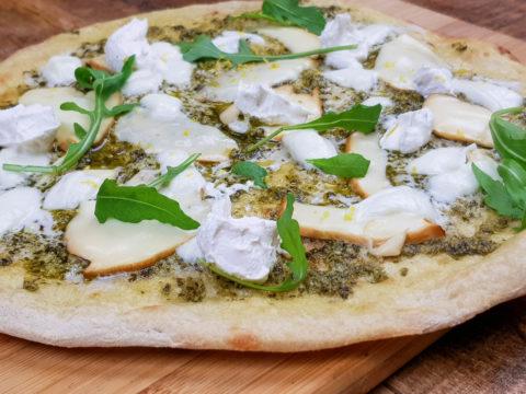Pizza/Pinsa Genovese
