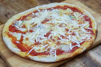 Pinsa/Pizza Quettro Formaggi