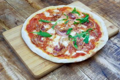 Pinsa/Pizza Cosacca