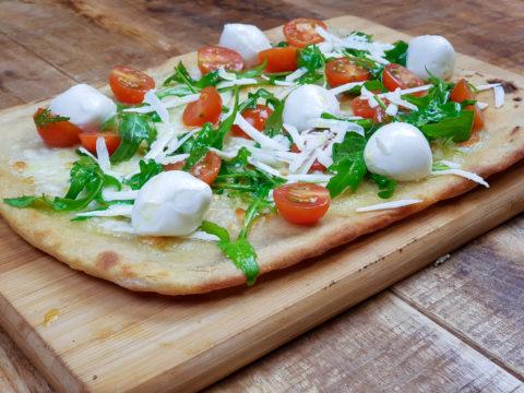 Pinsa/Pizza Cilentana